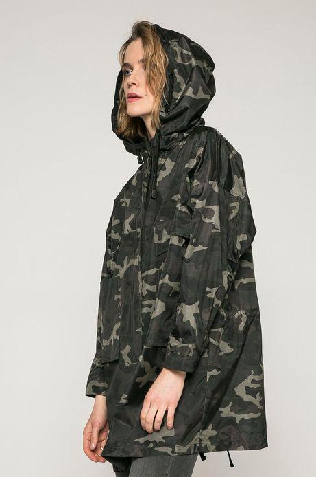 Woman's Płaszcz damski moro