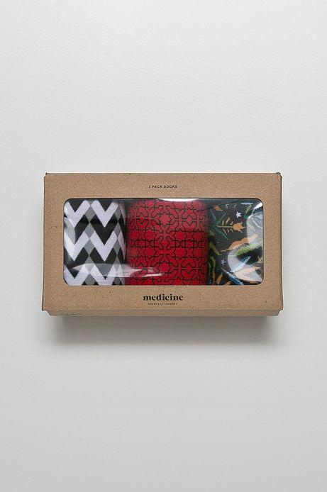 Skarpetki damskie (3-Pack)
