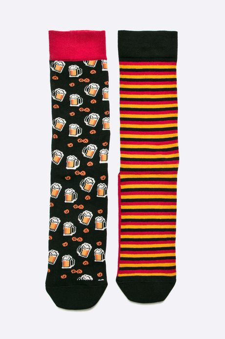 Man's Skarpety Slow Future (2-pack) multicolor