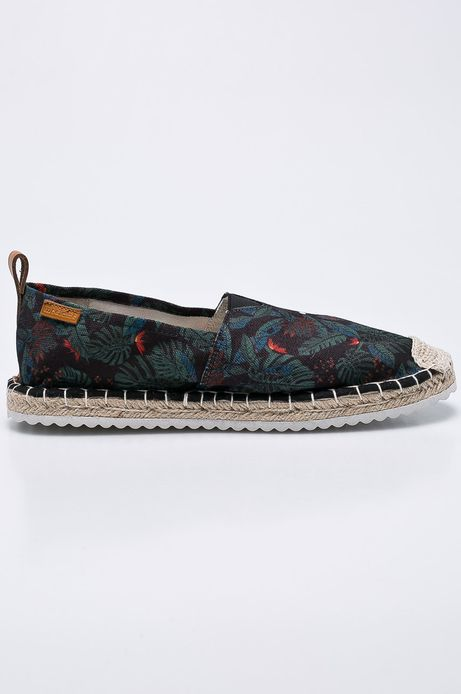 Woman's Espadryle damskie Cute and Bleak multicolor
