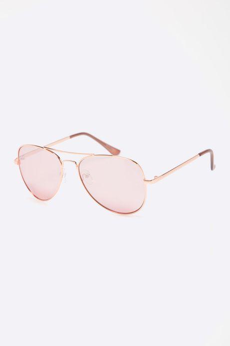 Okulary damskie Active Forecast różowe