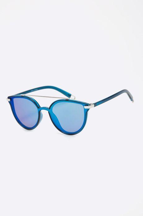 Okulary damskie Active Forecast niebieskie