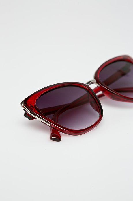 Okulary damskie Arizona Dream czerwone