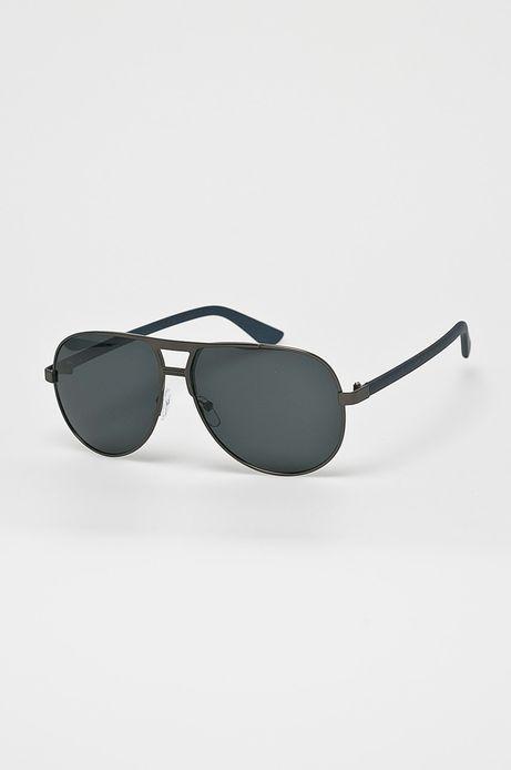 Man's Okulary męskie Desert Grunge czarne
