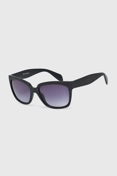 Man's Okulary męskie Desert Island czarne
