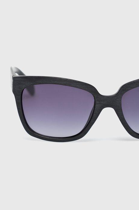 Okulary męskie Desert Island czarne