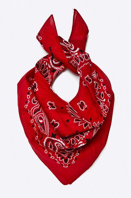 Woman's Chusta Seafarer czerwona