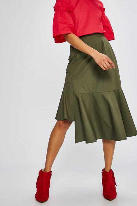 Spódnica damska African Beauty zielona