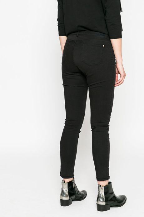 Spodnie Basic czarny