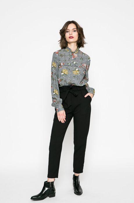 Spodnie damskie Comfort Zone czarne