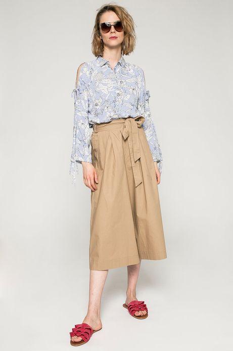 Spodnie damskie Ergo Soldier piaskowe