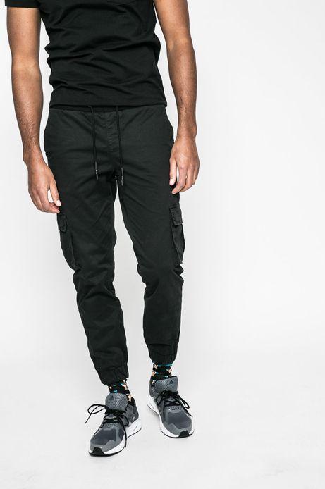 Spodnie męskie Basic czarne