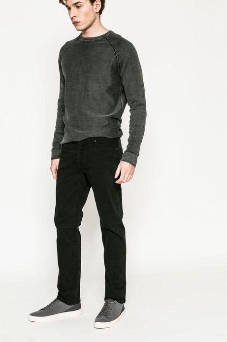 Man's Spodnie męskie Basic czarne