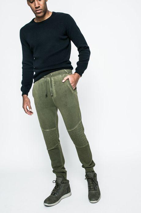 Man's Spodnie męskie City Rhythmes zielone