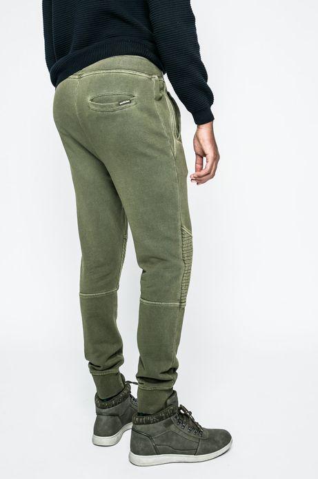 Spodnie męskie City Rhythmes zielone