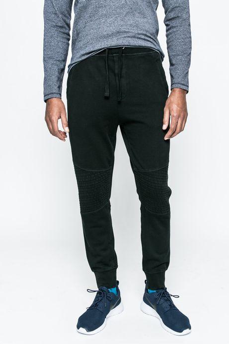 Man's Spodnie męskie City Rhythmes czarne