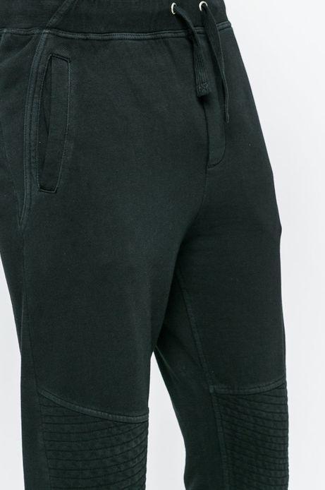 Spodnie męskie City Rhythmes czarne