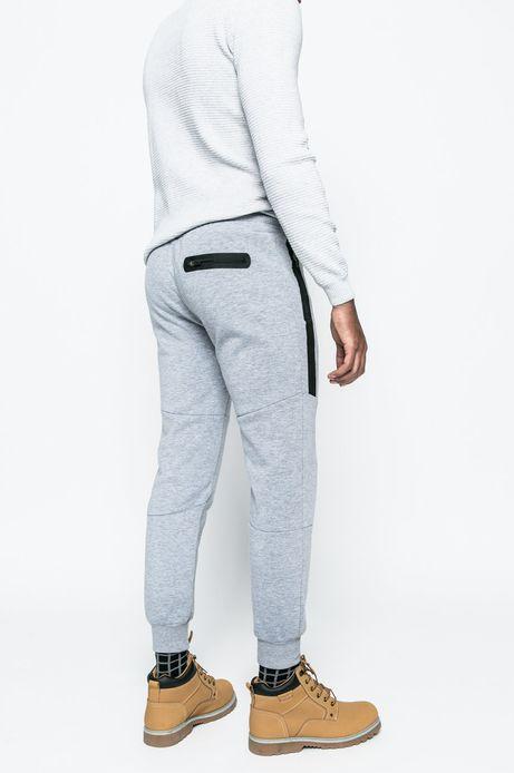 Spodnie męskie City Rhythmes szare