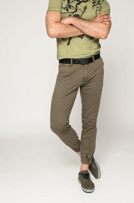 Spodnie męskie City Jungle zielone