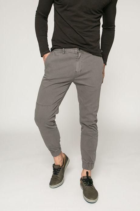 Spodnie męskie City Jungle szare