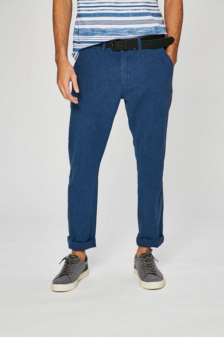 Man's Spodnie męskie On The Go niebieskie