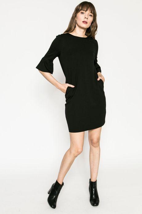 Sukienka damska Girl Power czarna