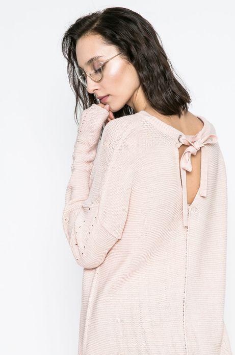 Woman's Sweter damski Yoga różowy