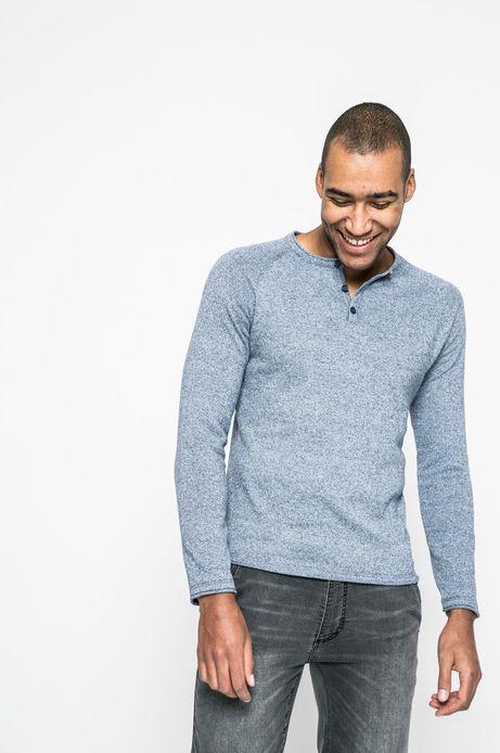 Sweter męski City Rhythmes niebieski