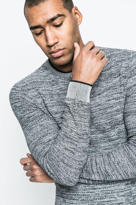 Sweter męski City Rhythmes granatowy