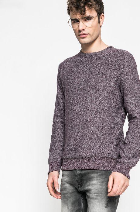 Sweter męski City Rhythmes różowy