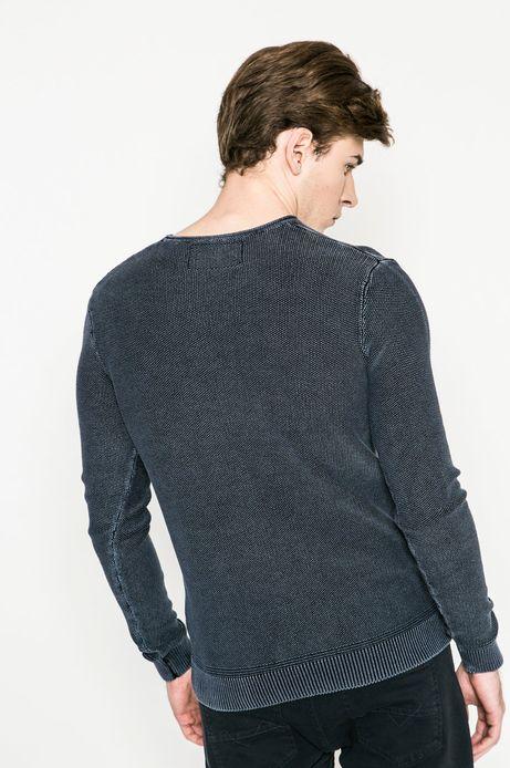 Sweter męski Utility niebieski