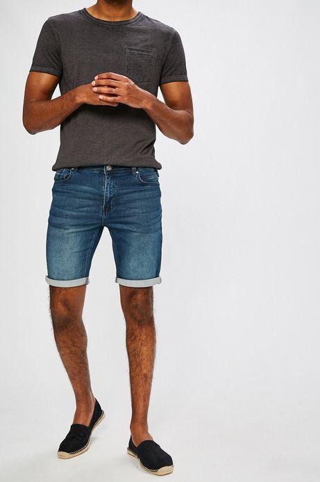 Man's Szorty męskie African Roots granatowe