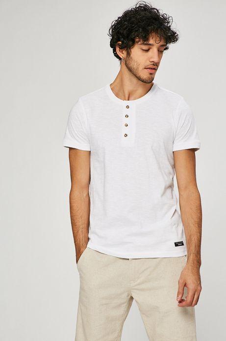 Man's T-shirt męski Basic biały