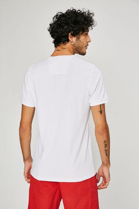 T-shirt męski On The Go biały