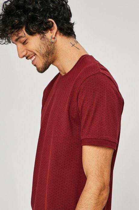 T-shirt męski On The Go różowy