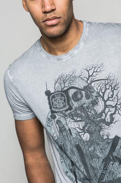 T-shirt męski Krzysztof Wroński for Medicine