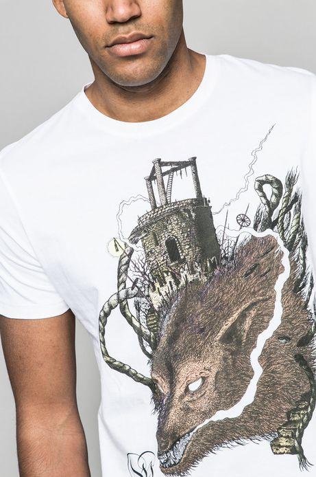 T-shirt X Krzysztof Wroński for Medicine