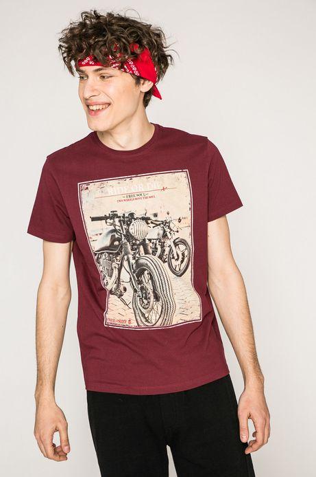 Man's T-shirt męski Rock and Roll Never Ends