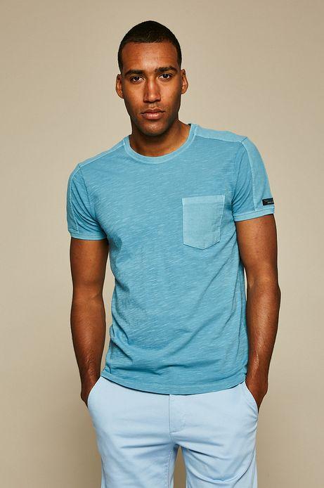 Man's T-shirt Desert Grunge