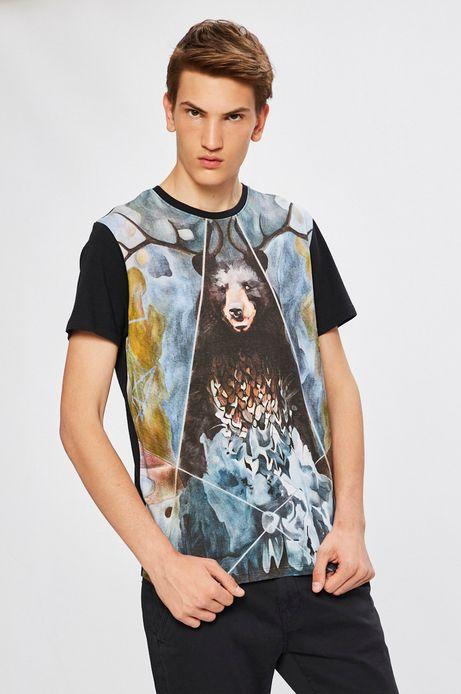Man's T-shirt by Mateusz Twardoch, Grafika Polska