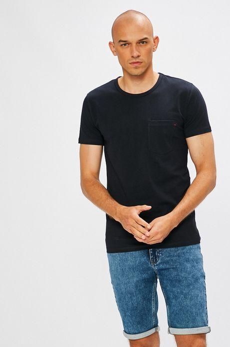 Man's T-shirt Arizona Dream granatowy