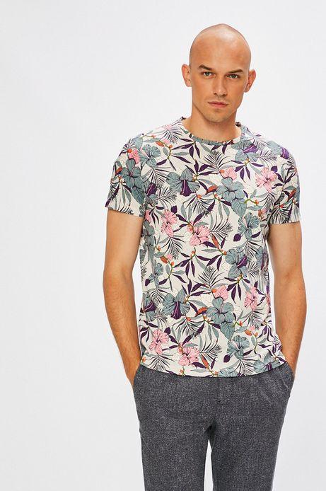 Man's T-shirt Desert Island