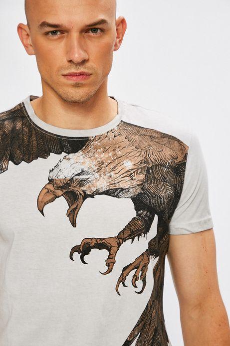 Man's T-shirt męski Antoni Kuźniarz for Medicine
