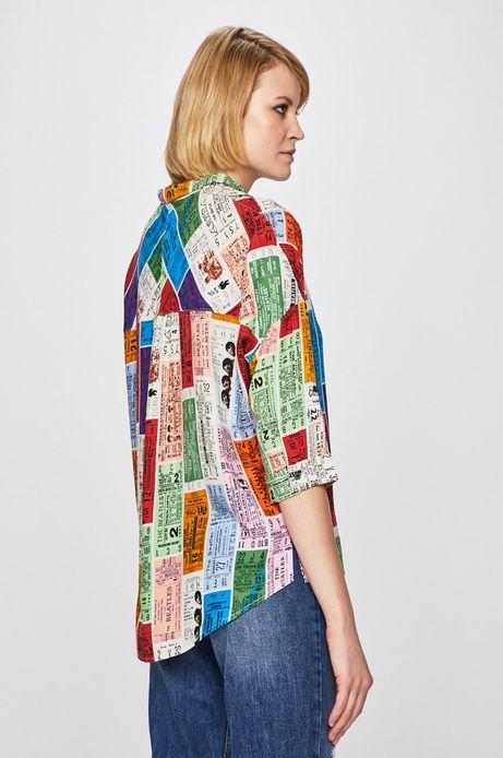 Koszula damska The Beatles wzorzysta