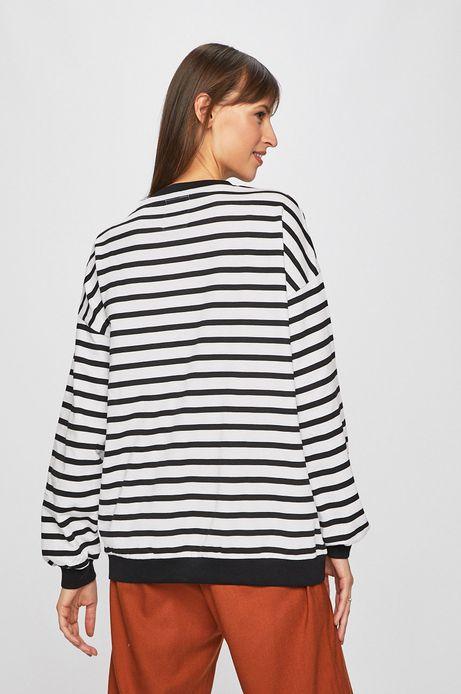 Bluza damska w paski czarna