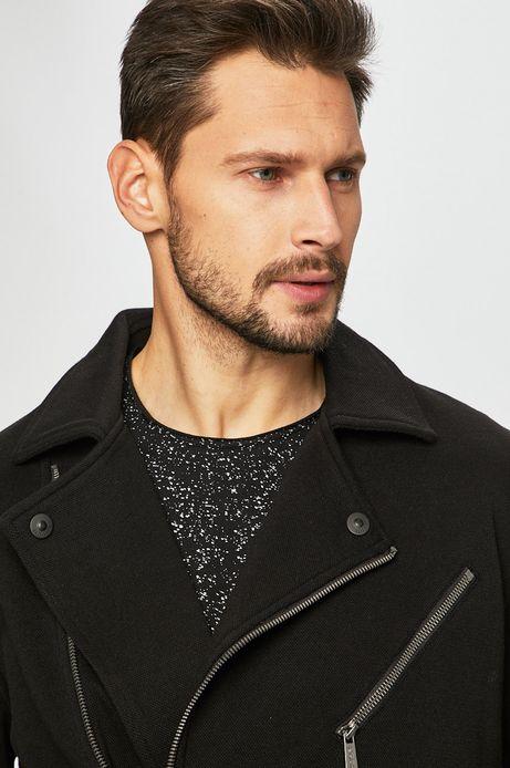 Bluza męska czarna