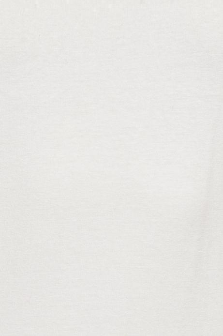 Bluzka damska z rękawem 3/4 biała