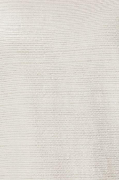 Bluzka damska z obniżoną linią ramion biała