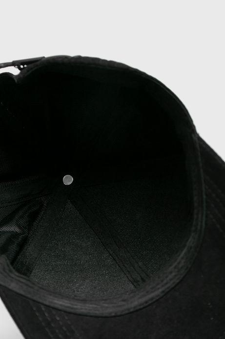 Czapka męska z daszkiem czarna
