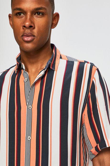 Koszula męska w paski